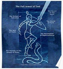 Full Armor of God - Warrior Girl 4 Poster
