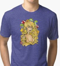 Mother of Yoshis Tri-blend T-Shirt