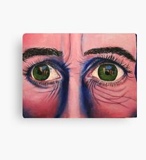 Carry that Weight, Reflect on Your State Canvas Print