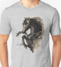 """Black Fury"" by Sara Moon Unisex T-Shirt"