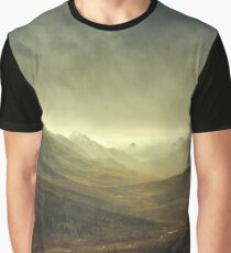 North Klondike River Valley after a storm Graphic T-Shirt