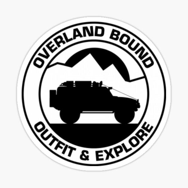 overland mjm737 Sticker