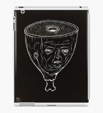 ham head iPad Case/Skin