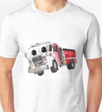 Fishers Engine 91 T-Shirt