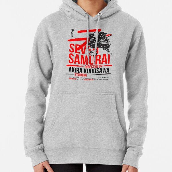 Sept samouraïs Sweat à capuche épais