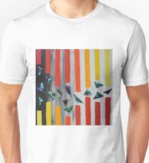 Escaping through barriers T-Shirt