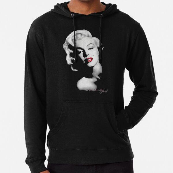 Beautiful Marilyn Monroe  Lightweight Hoodie
