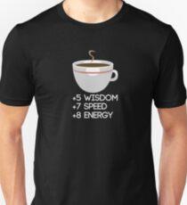 Coffe attributes Unisex T-Shirt