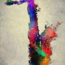 Saxophone by JBJart