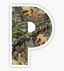 Pegatina Powerstroke Mossy Oak
