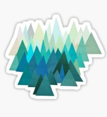 Cold Mountain Sticker