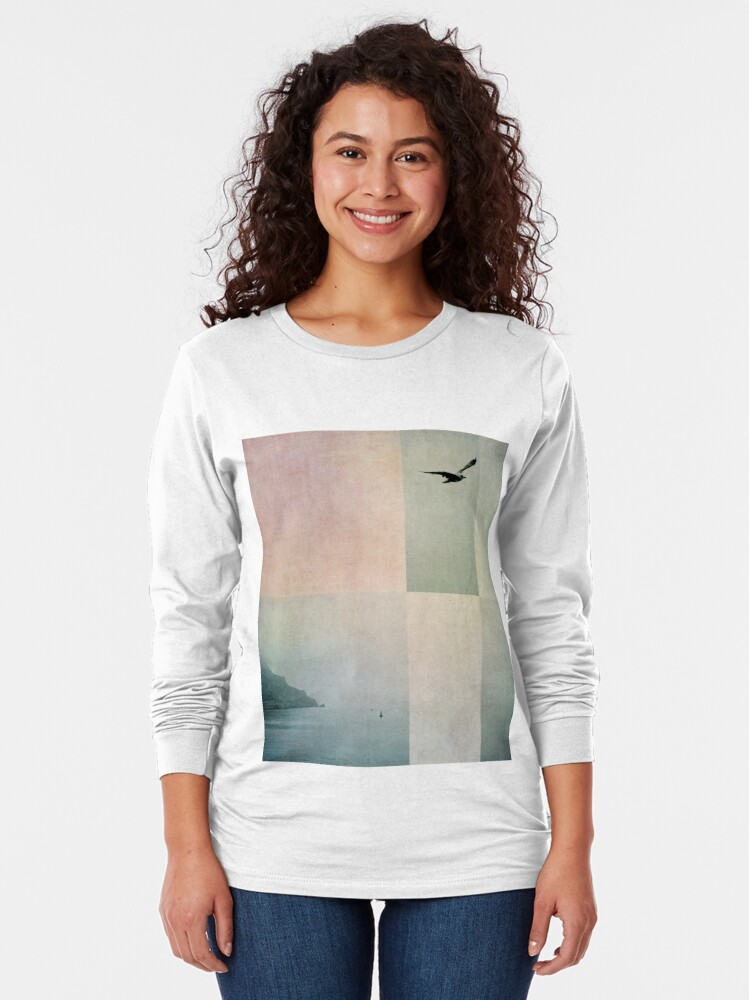 Alternate view of fly away Long Sleeve T-Shirt
