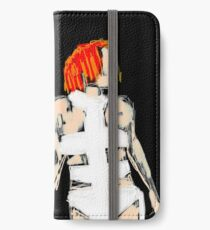 Leeloo Fifth Element - iconic film sketches iPhone Wallet/Case/Skin