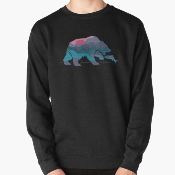 Bear Country Pullover Sweatshirt