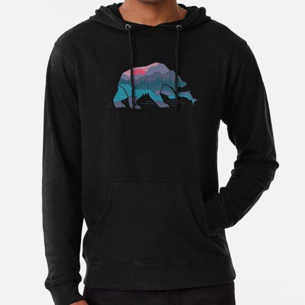 "FREE SHIPPING Grateful Dead /""Bears/"" Alpaca Style Tan Zip-Up Sweater Hoodie"