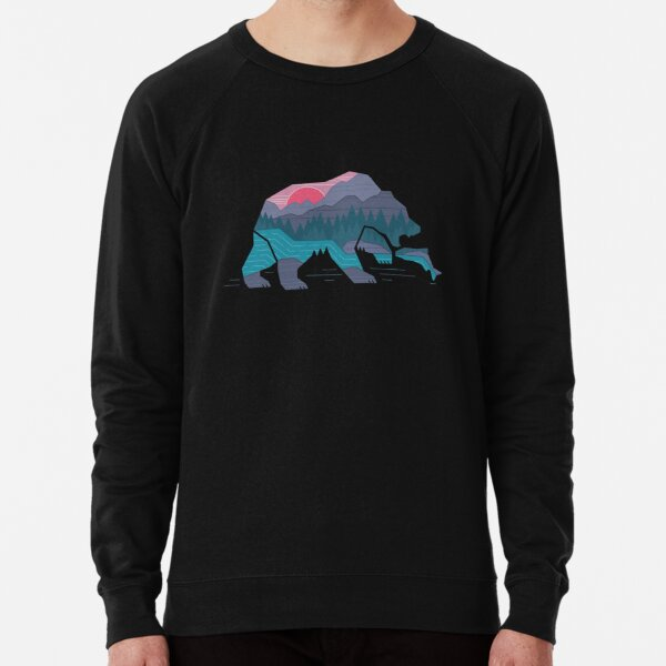 Bear Country Lightweight Sweatshirt