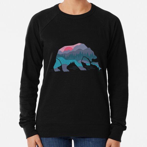 Bear Country Lightweight Sweatshirt