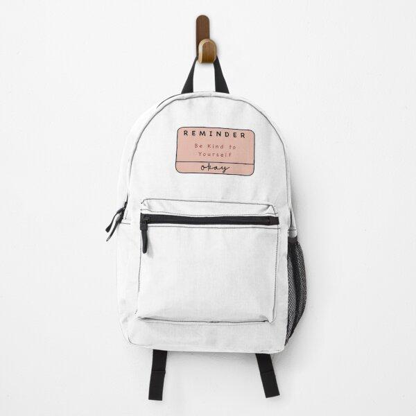 Reminder Iphone Pop Up Backpack