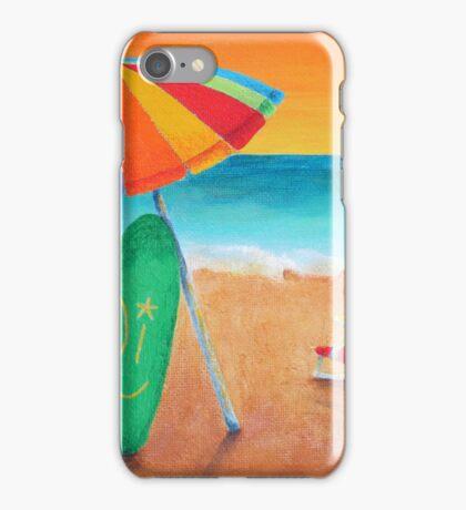 WAVE WATCH iPhone Case/Skin