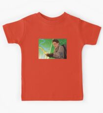 I Looked At The Trap Ray! Kids Tee