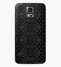 Lace Embroidery Design Case/Skin for Samsung Galaxy