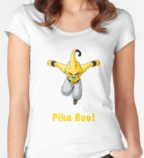 Pika Buu Women's Fitted Scoop T-Shirt