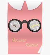 Moonrise Kingdom: Blitz Poster