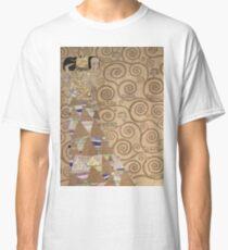 Gustav Klimt - Expectation - Klimt - Classic T-Shirt