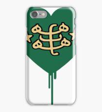 BAHAI BLEEDING HEART iPhone Case/Skin
