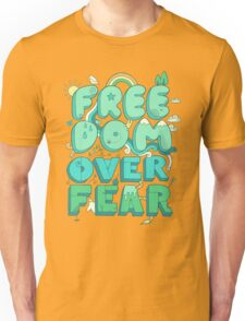 Freedom Over Fear T-Shirt
