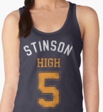 STINSON HIGH 5 (second version) Women's Tank Top