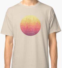 Camiseta clásica Horizonte