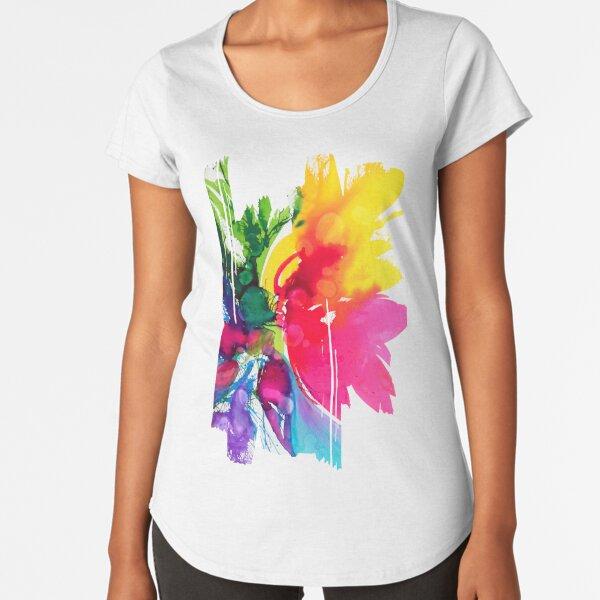 Eclosion 17 T-shirt premium échancré
