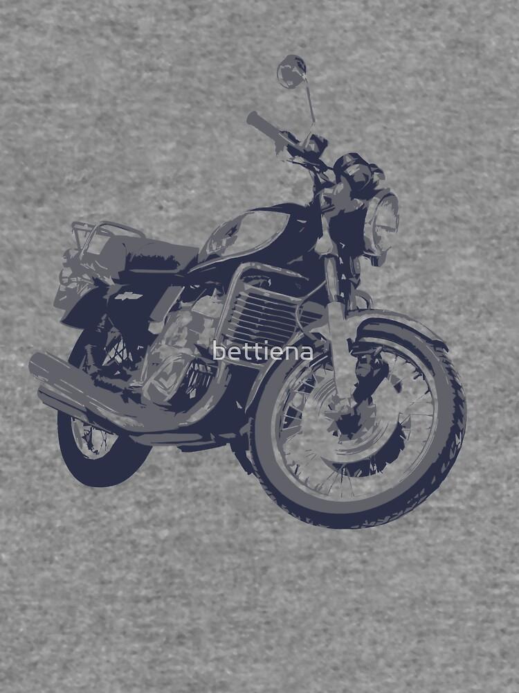 Suzuki GT750 B by bettiena