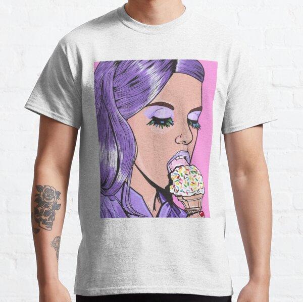 Ice Cream Girl Classic T-Shirt