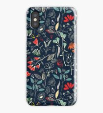 Forest Treasures iPhone Case