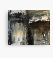 Janeiro - Modern Abstract painting Canvas Print
