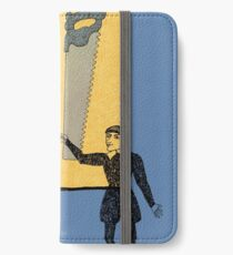 Hamlet's Weather Report iPhone Wallet/Case/Skin