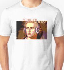 Schiller Rocks! Unisex T-Shirt