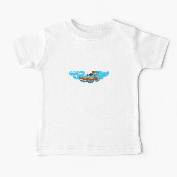 Pirate friends Baby T-Shirt