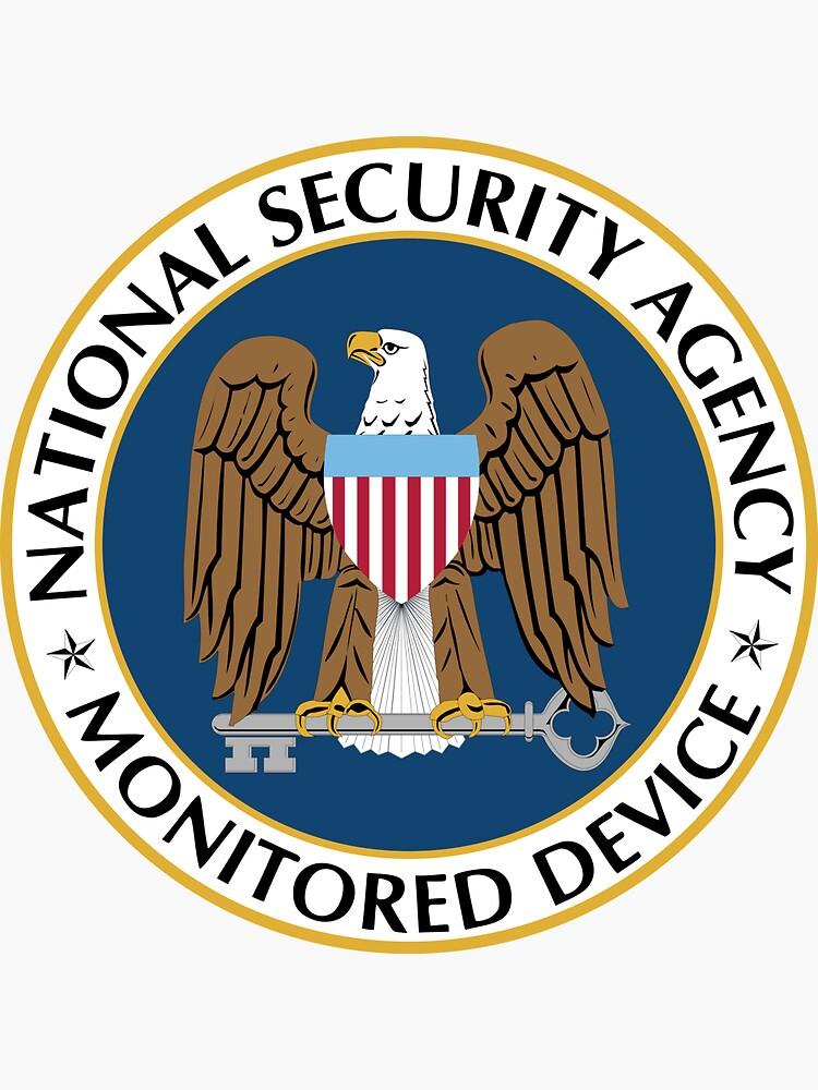 NSA überwachtes Gerät - High Definition! von GNULinux