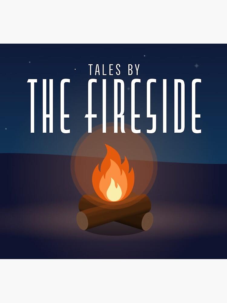 Tales by the Fireside Logo by FiresideStore