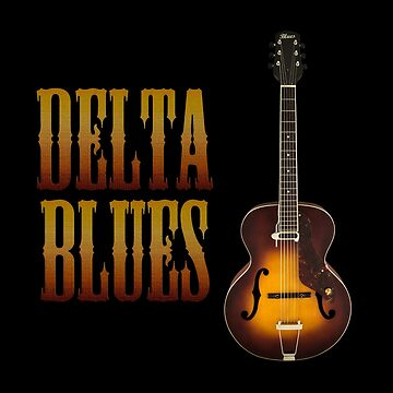 Delta Blues by siban