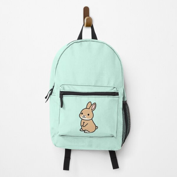 Brown Bunny Backpack