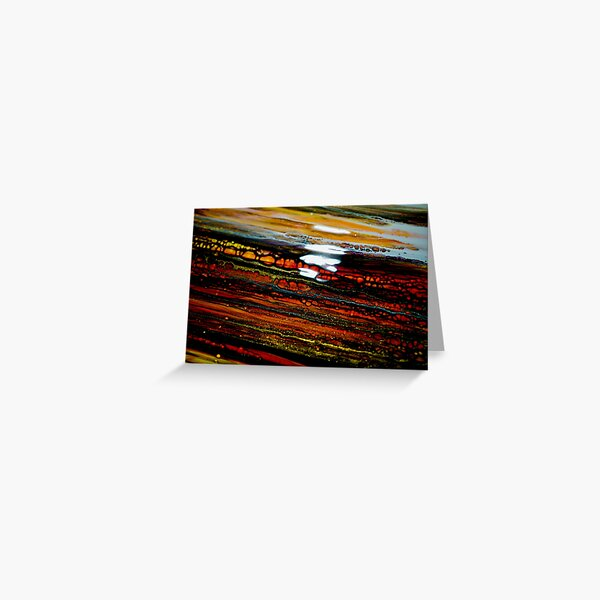 Experiment 163 Greeting Card