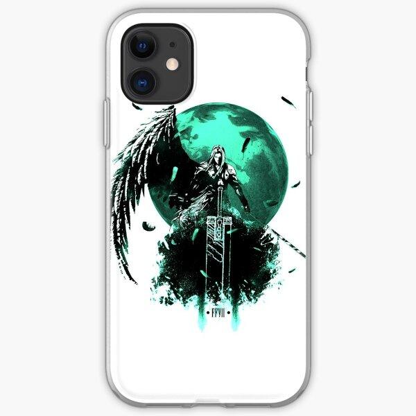 Final Fantasy VII iPhone Soft Case