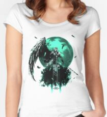 Final Fantasy VII Fitted Scoop T-Shirt