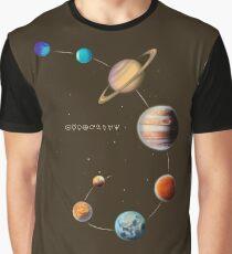 Solar System  Graphic T-Shirt