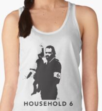 Household 6, the manliness of Mr. Mom T-Shirt