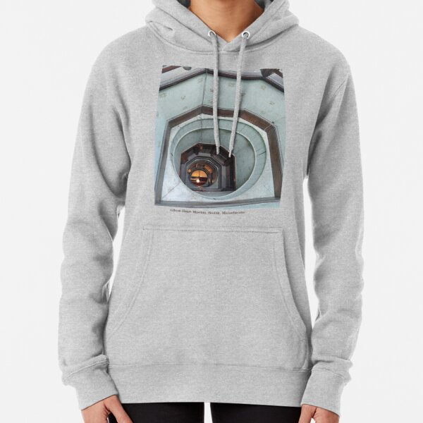 Ventilation Shaft Gibson House Pullover Hoodie